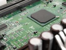Motherboard Royalty Free Stock Photos
