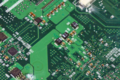 Motherboard Stock Image