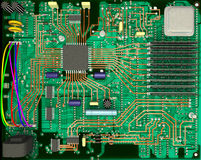 Motherboard Royalty Free Stock Photo