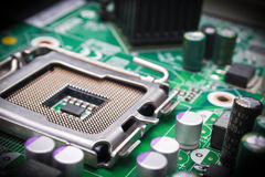 Motherboard Stockbild