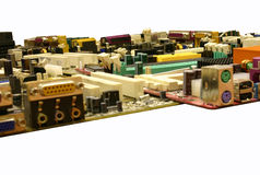 Motherboard 4 Royalty Free Stock Photography