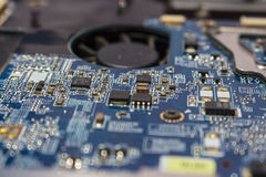 Motherboard Stock Foto's