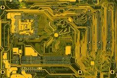 Motherboard Lizenzfreies Stockfoto