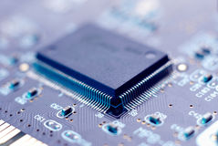 Motherboard Stock Photo