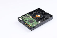 Free Motherboard And Harddisk Data Storage Stock Photo - 41272240