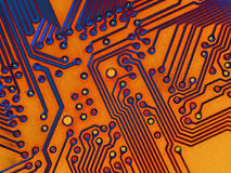 Motherboard Background Texture Royalty Free Stock Photography