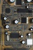Motherboard detail Stock Afbeeldingen