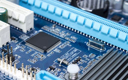 Motherboard Royalty Free Stock Photography