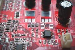 Motherboard PC Stock Afbeeldingen
