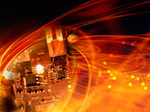 Motherboard PC Stock Images