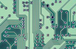 Motherboard - Printed Circuit Stock Images