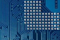 Motherboard van de computer Stock Foto's