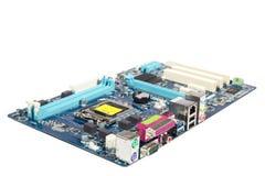 Motherboard van PC Stock Foto's