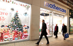 Mothercare Stock Photography