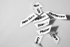 Mothercare przemysł Zdjęcia Royalty Free