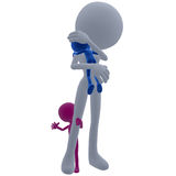 Motherhood vector illustration