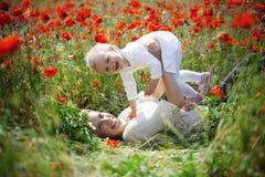 Motherhood Royalty Free Stock Photos