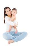 motherhood imagem de stock royalty free