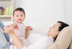 motherhood fotografia de stock royalty free