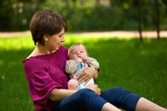 Motherhood Stock Images
