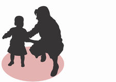 Motherhood Royalty Free Stock Photography