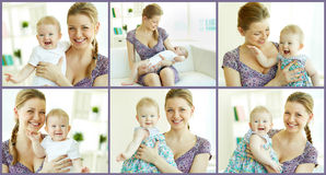 Motherhood Stock Image