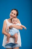 Motherhood Royalty Free Stock Images