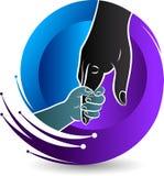 Motherhood logo Stock Image