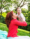 Motherhood Royalty Free Stock Image