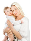 Motherhood Royalty Free Stock Photography