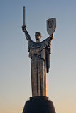 The Motherland Calls monument Royalty Free Stock Image