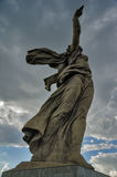Motherland calls monument. Volgograd, Russia Royalty Free Stock Photography