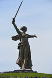 Motherland Calls Royalty Free Stock Image