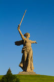 The Motherland Calls - Stock Image Stock Photography