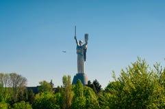 Motherland monument, Kiev, Stock Image
