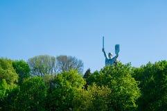 Motherland monument, Kiev, Royalty Free Stock Image