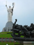 Motherland Statue, Kiev Royalty Free Stock Photo