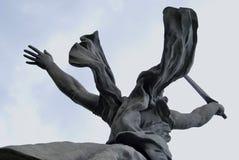 Motherland statue. Stock Photos