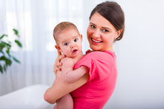 Motherly Love Royalty Free Stock Photography