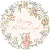 The Mothers Day Royalty Free Stock Photos