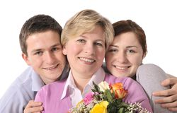 Mothers day Royalty Free Stock Images