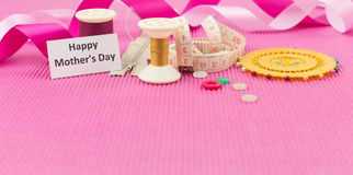 Mothers day background Stock Photography