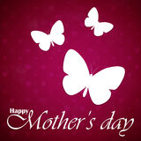 Mothers day background Royalty Free Stock Photo