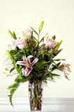 Mothers day bouquet Stock Photo