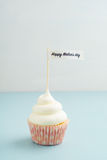 Mothers day cupcake Royalty Free Stock Images