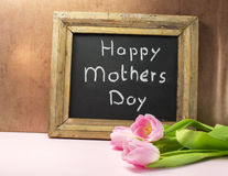 Mothers day flowers Stock Images