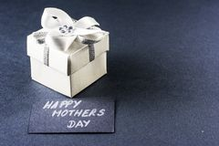 Mothers day gift and card Stock Photos