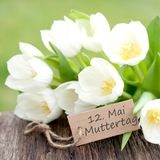 Mothers Day - Muttertag Stock Photography