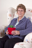 Mothers Day Present Grandma Birthday Gift Stock Photos