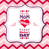Mothers day theme Stock Photography